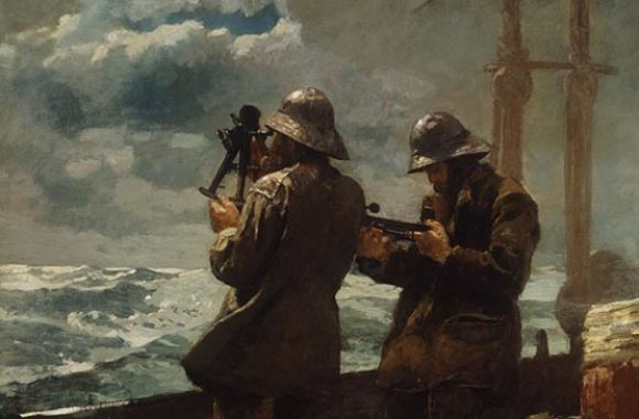 Andover MA Winslow Homer's Eight Bells Addison Gallery