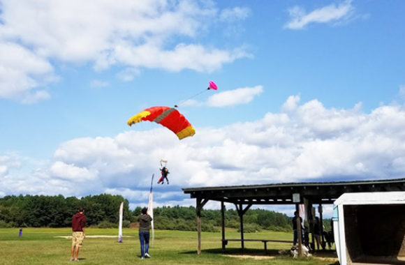 Pepperell MA Skydive Pepperell Parachute