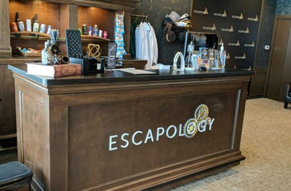 Tewksbury MA Escapology Original Escape Game