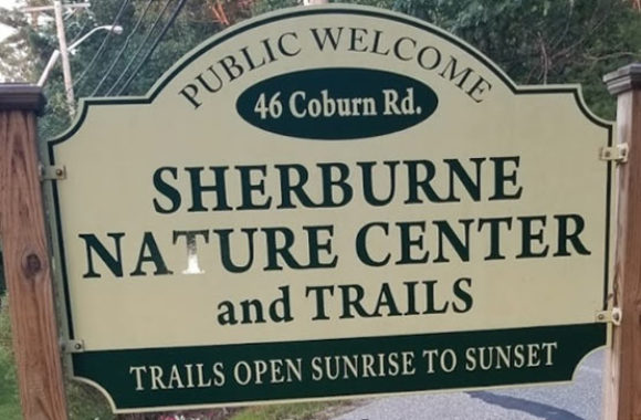 Tyngsborough MA Sherburne Nature Center and Trails